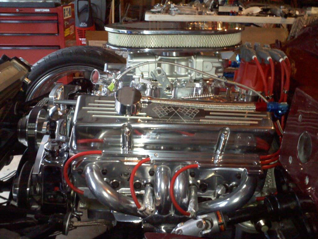 Routing spark plug wires around headers???? - Corvette Forum ...