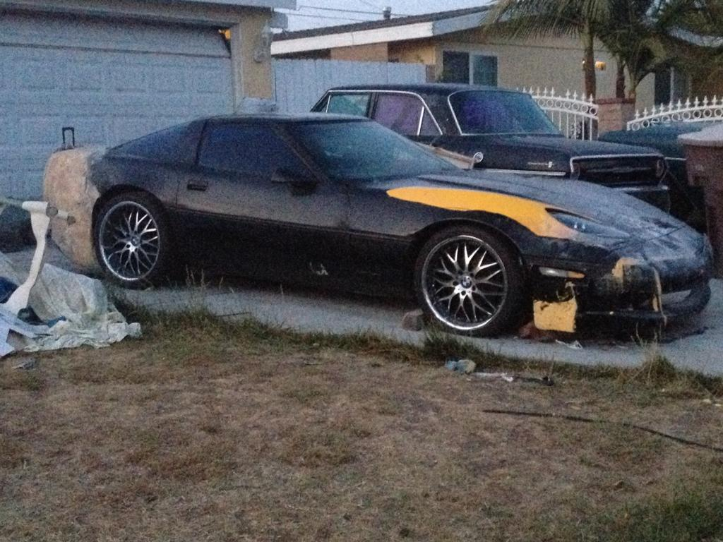 C4 to c6 body conversion - Corvette Forum : DigitalCorvettes