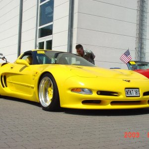1999 C5 Wide Body