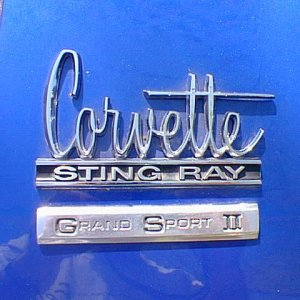 GS II Badge