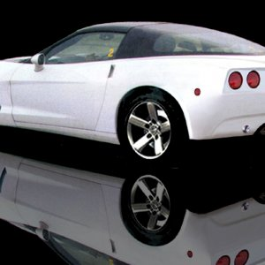 C6 concept w/reflection