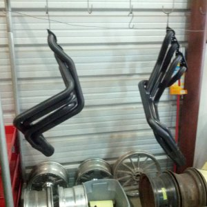 Hooker Super Competition Sidemount Headers