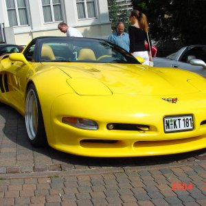 Wide Body - 1999 C5 Coupe