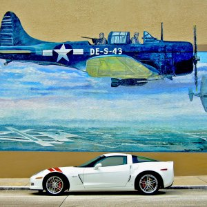 Air Force Mural