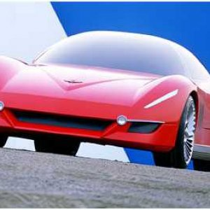 Italdesign Giugiaro Corvette Moray 4