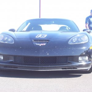 Spring Mountain 2007 - Corvette Track Day with DC