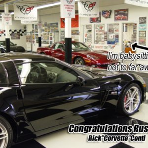 New 07 Z06 from Rick Conti - still in OH - Nov 07