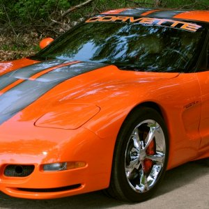 C5 Corvette Modified