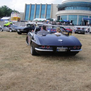 Corvette Fame - July 11, 2010; Valkenburg, Netherlands