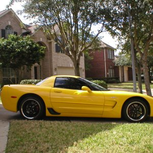 Day I bought my first Vette