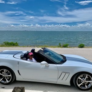 Judy_C6_on_Sanibel