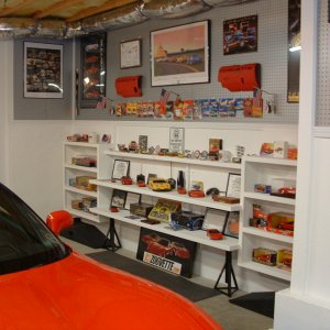 "My ""Mini-Museum"" Garage"
