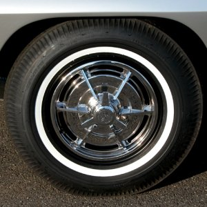 Collin's 63...Wheel Covers