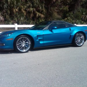 NEW ZR1 - 700HP