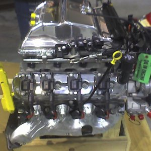More Pictures of LS9 Engine.... this is the real deal