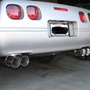 Collecter Edition Exhaust