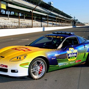 2008 Indy 400 Pace Z06