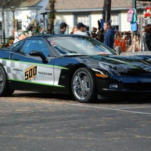 08 Indy Pace Car Coupe