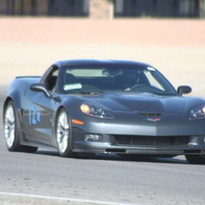 My ZR1 at Spring Mountain 10/11 & 10/12