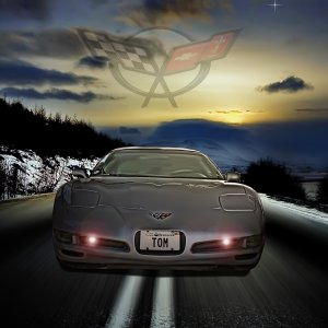 C5 on the run