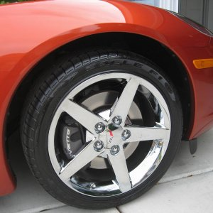 2006 DSOM Chrome Wheels