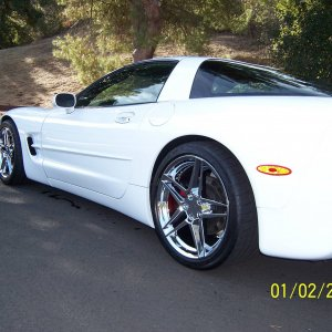 Z07 wheels + PS2's