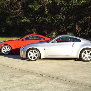 350Z X's Two