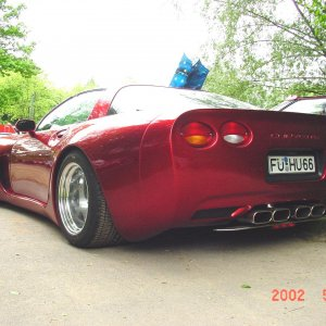 1999 C5 (Heavy Custom) Coupe