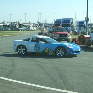 2008 PACE CARS