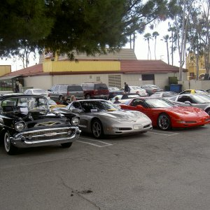 Mike Sharp Memorial car show