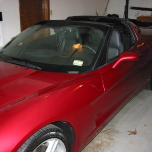 My very1st Vette