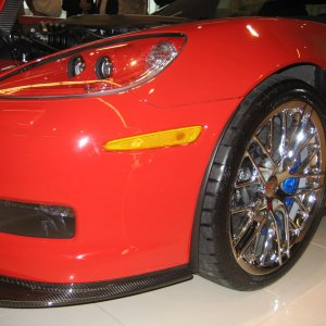 ZR1 disclosed in the Netherlands